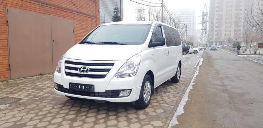 Hyundai Grand Starex, 2016 год, 1 890 000 руб.
