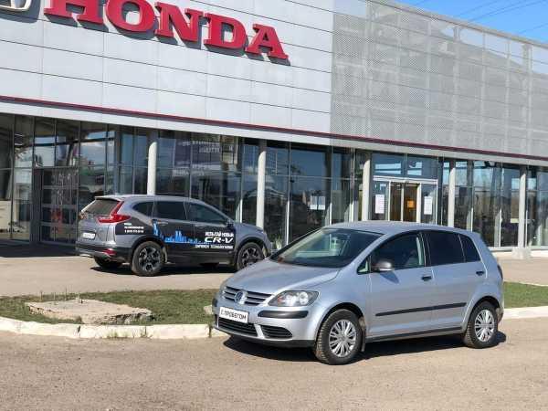 Volkswagen Golf Plus, 2008 год, 360 000 руб.
