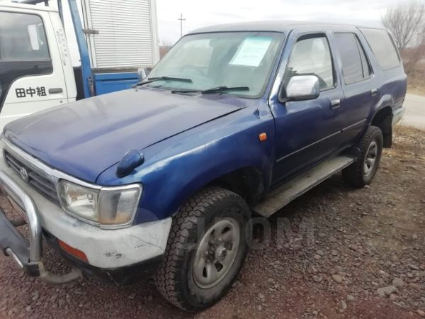 Toyota Hilux Surf, 1992 год, 157 000 руб.