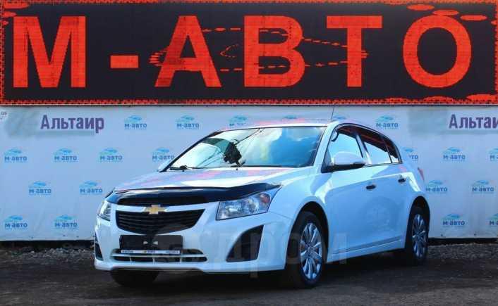 Chevrolet Cruze, 2014 год, 448 000 руб.