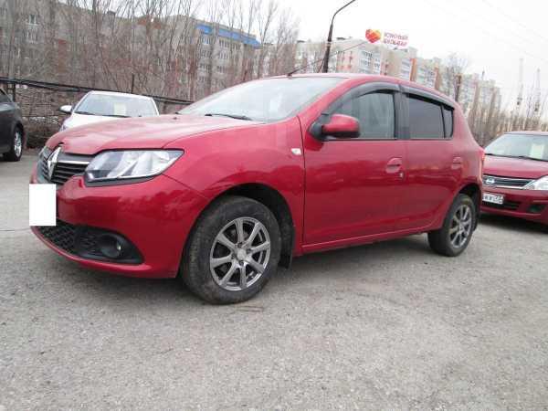 Renault Sandero, 2014 год, 410 000 руб.