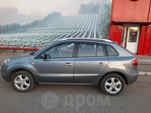 Renault Koleos, 2008 год, 575 000 руб.