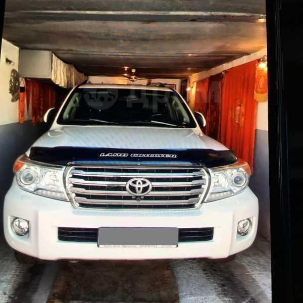 Toyota Land Cruiser, 2013 год, 2 800 000 руб.