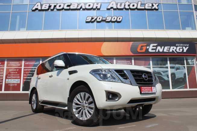 Nissan Patrol, 2014 год, 1 985 000 руб.