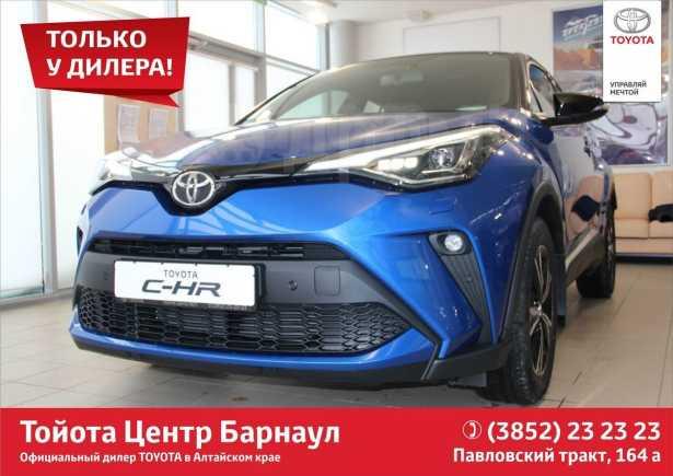 Toyota C-HR, 2019 год, 2 205 000 руб.