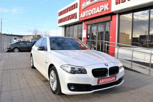BMW 5-Series, 2016 год, 1 650 000 руб.