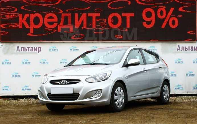 Hyundai Solaris, 2012 год, 458 000 руб.