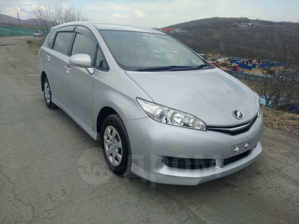 Toyota Wish, 2014 год, 830 000 руб.