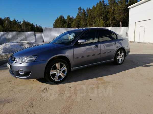 Subaru Legacy B4, 2006 год, 500 000 руб.