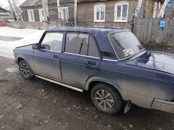 Лада 2107, 2009 год, 95 000 руб.