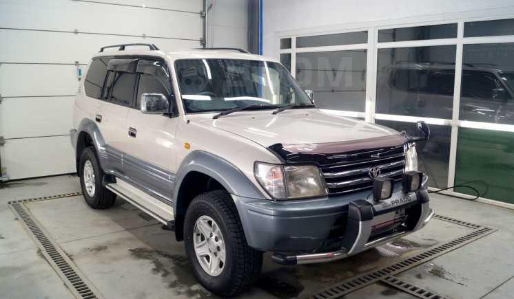 Toyota Land Cruiser Prado, 1997 год, 889 000 руб.