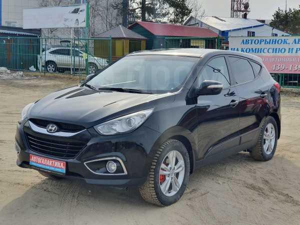 Hyundai ix35, 2013 год, 877 000 руб.