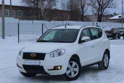 Пермь Emgrand X7 2013