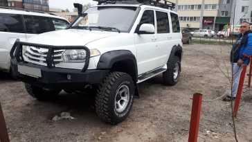 Барнаул УАЗ Патриот 2015