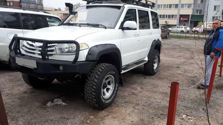 УАЗ Патриот, 2015 год, 555 555 руб.