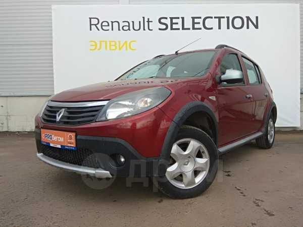 Renault Sandero Stepway, 2011 год, 355 000 руб.