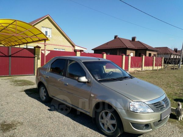 Renault Logan, 2010 год, 270 000 руб.