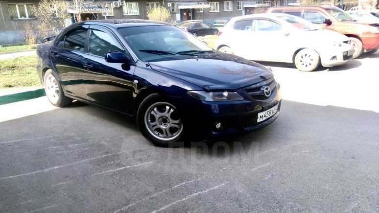 Mazda Mazda6, 2002 год, 240 000 руб.