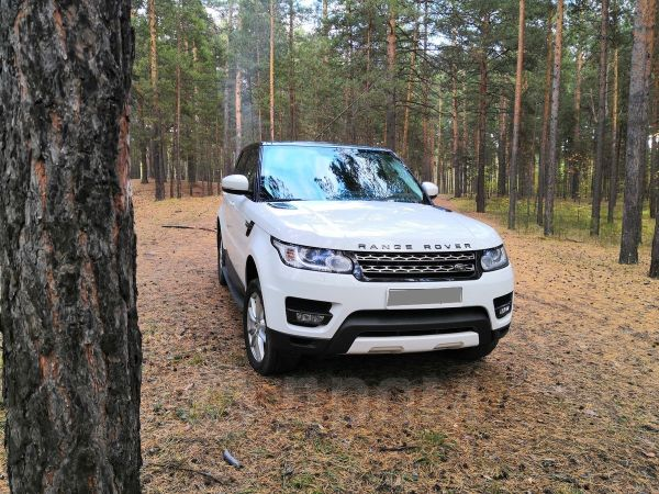 Land Rover Range Rover Sport, 2013 год, 2 220 000 руб.