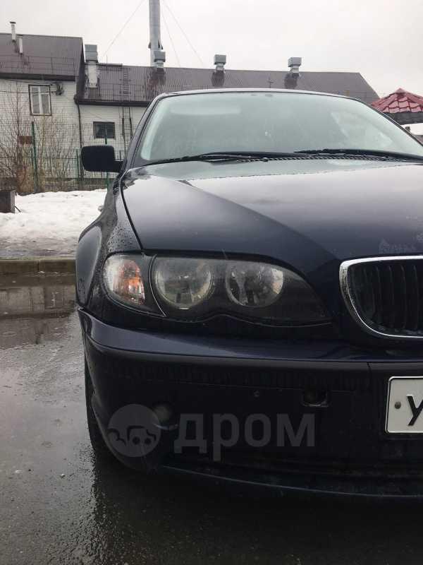 BMW 3-Series, 2002 год, 200 000 руб.