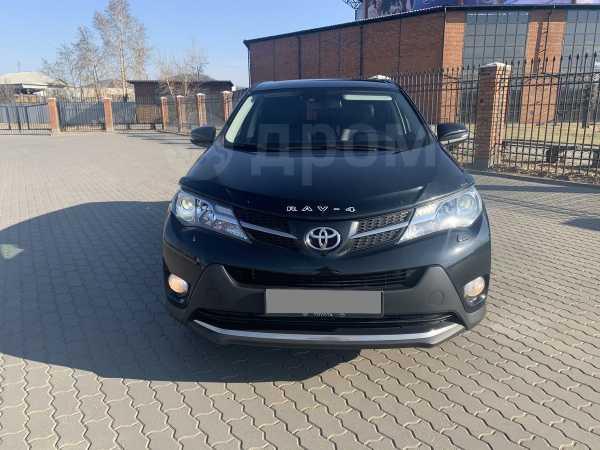 Toyota RAV4, 2013 год, 1 355 000 руб.
