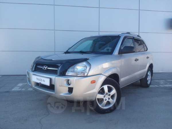 Hyundai Tucson, 2005 год, 409 000 руб.