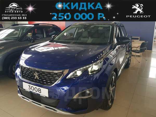 Peugeot 3008, 2019 год, 2 174 000 руб.