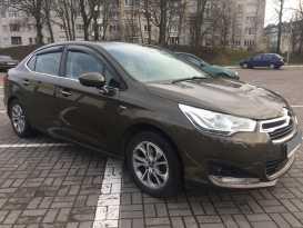 Калининград Citroen C4 2014