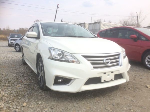 Nissan Sylphy, 2016 год, 789 000 руб.