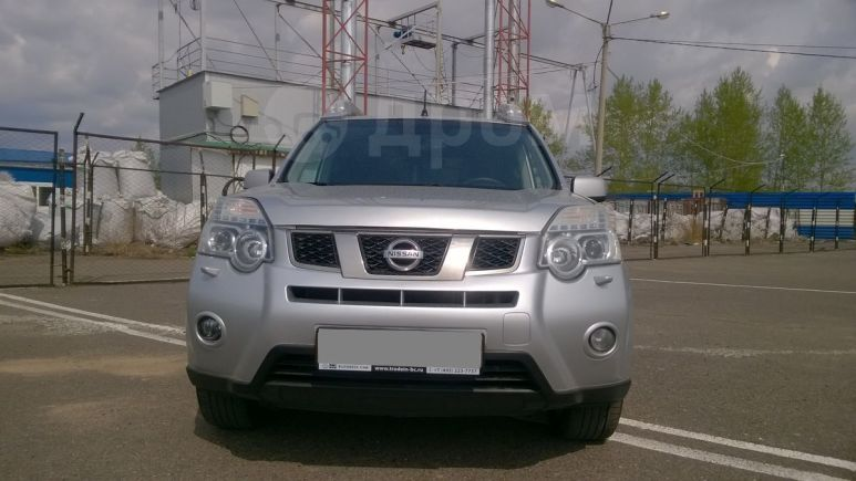 Nissan X-Trail, 2012 год, 799 000 руб.