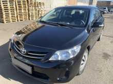 Новокузнецк Corolla 2012