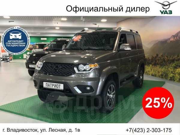 УАЗ Патриот, 2019 год, 1 528 800 руб.