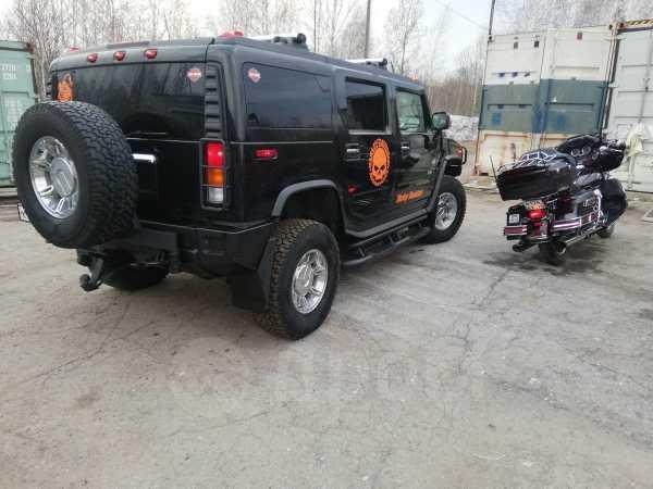 Hummer H2, 2002 год, 1 100 000 руб.