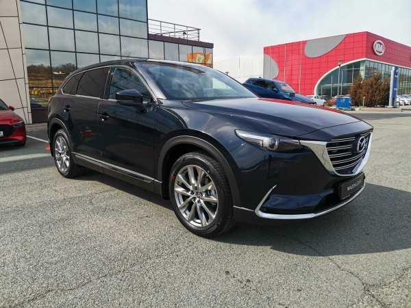 Mazda CX-9, 2019 год, 3 431 637 руб.
