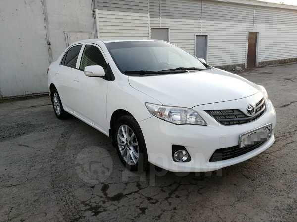 Toyota Corolla, 2012 год, 565 000 руб.