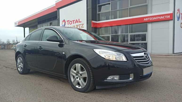 Opel Insignia, 2013 год, 580 000 руб.