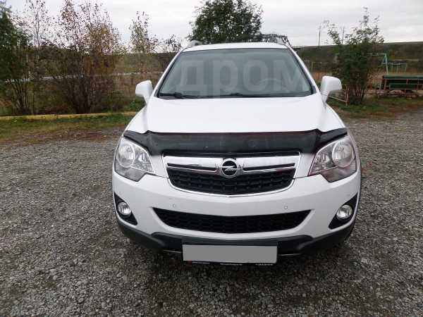 Opel Antara, 2014 год, 880 000 руб.