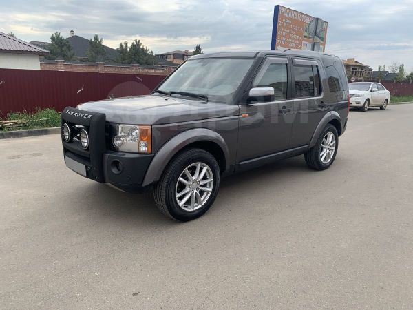Land Rover Discovery, 2006 год, 500 000 руб.