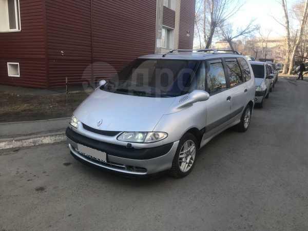 Renault Espace, 2000 год, 300 000 руб.