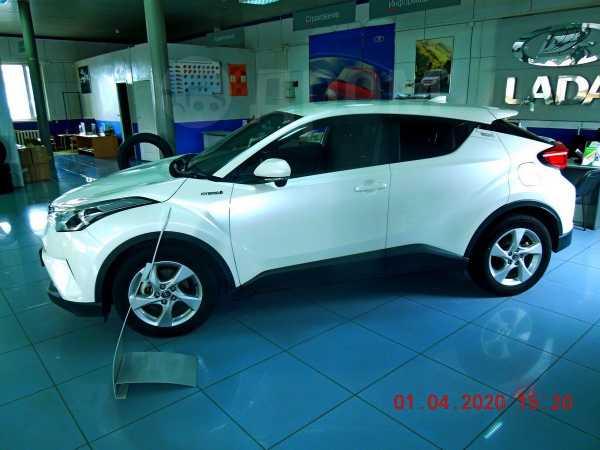 Toyota C-HR, 2017 год, 1 740 000 руб.
