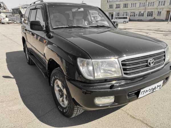 Toyota Land Cruiser, 2002 год, 825 000 руб.