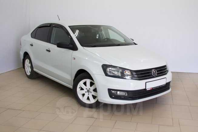 Volkswagen Polo, 2016 год, 499 990 руб.