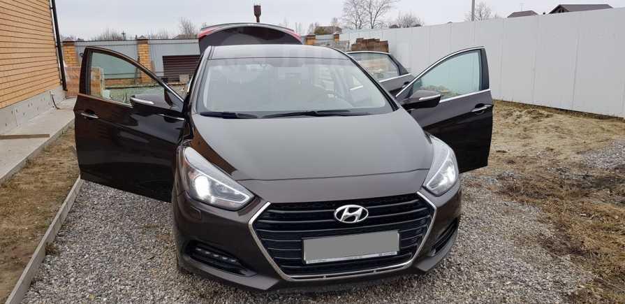 Hyundai i40, 2017 год, 1 080 000 руб.