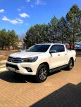 Toyota Hilux Pick Up, 2016 год, 2 300 000 руб.