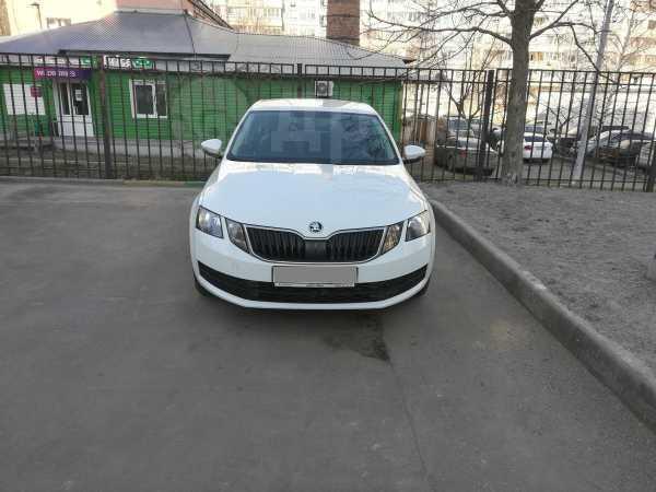 Skoda Octavia, 2017 год, 895 000 руб.