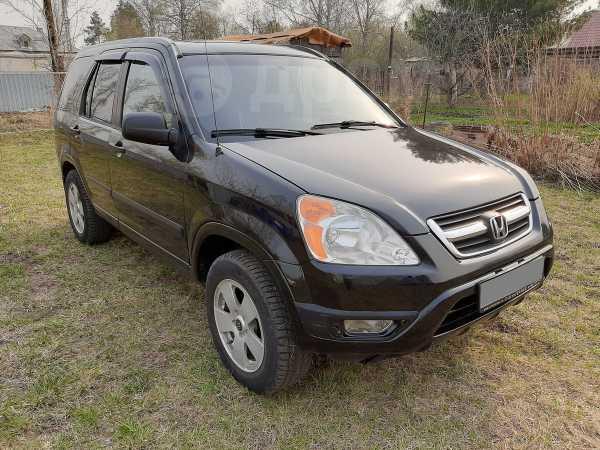 Honda CR-V, 2003 год, 535 000 руб.