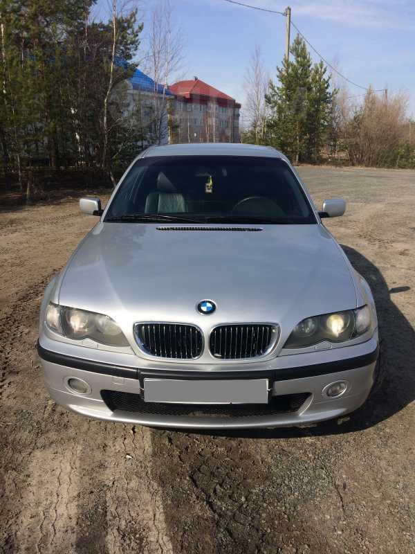 BMW 3-Series, 2004 год, 360 000 руб.