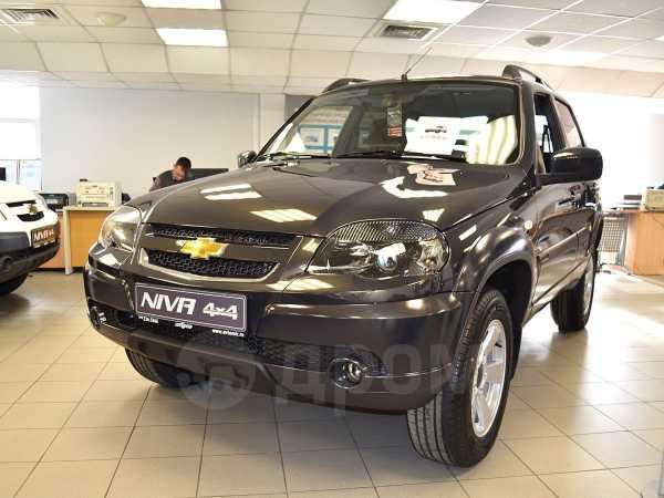 Chevrolet Niva, 2019 год, 834 000 руб.