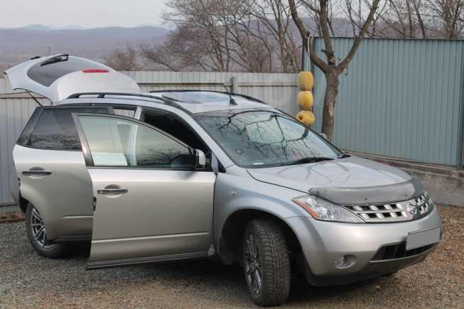 Nissan Murano, 2005 год, 540 000 руб.