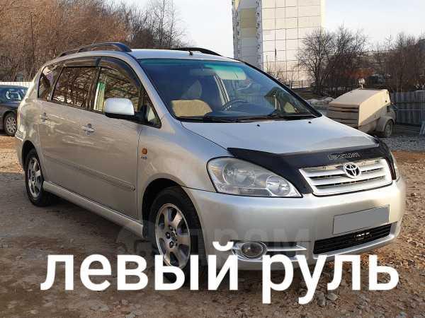 Toyota Avensis Verso, 2002 год, 515 000 руб.